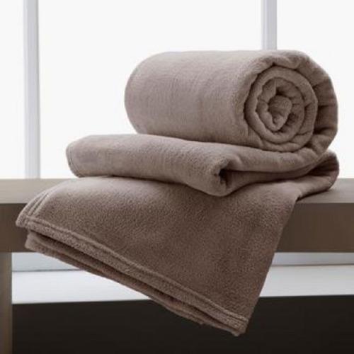 Cobertor Manta Casal Padrão Micro Fibra Anti Alérgico