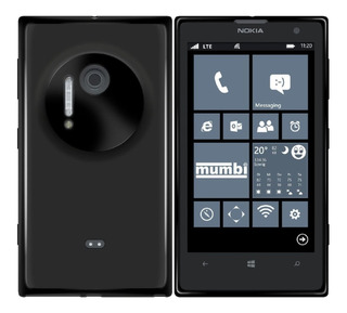 Nokia Lumia 1020 32gb Windows8 Cam 41 Mpx Libre 4g Lte