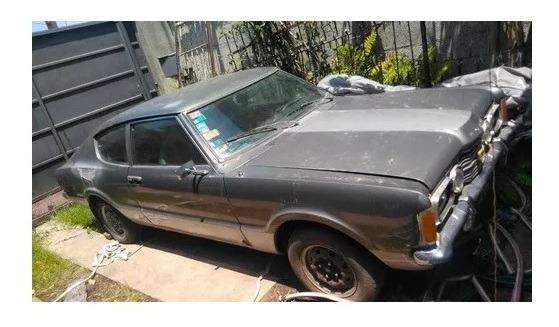 1979 100.000 Km Ford Taunus Coupe 2.3 Gtx 1979