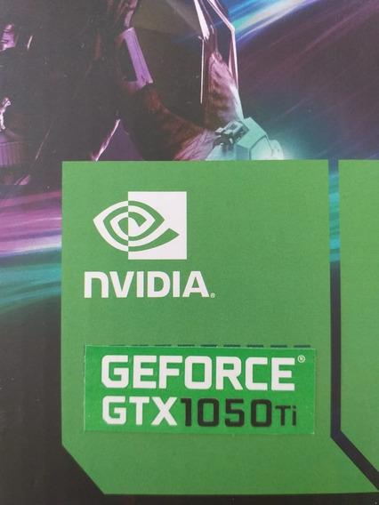 Nvidia Geforce Gtx1050ti 4gb Gddr5 Sin Uso!