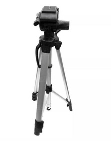 Tripé Telescópico Profissional 1,80 Mts P/ Cameras + Bolsa