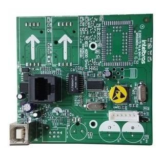 Módulo Ethernet P/central Amt 4010 Smart - Xe 4000 Smart