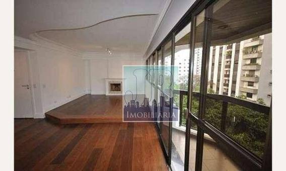 Apartamento Com 4 Dormitórios Para Alugar, 160 M² Por R$ 7.800/mês - Vila Nova Conceição - São Paulo/sp - Ap0285