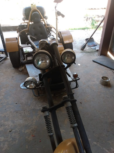 Imagem 1 de 5 de Triciclo Custom