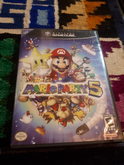 Mario Party 5 - Gamecube