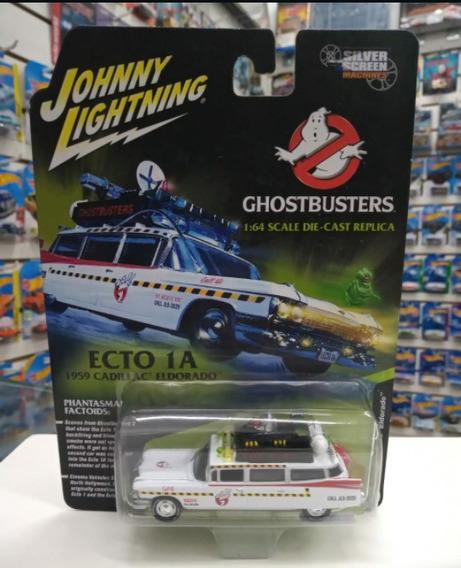 Johnny Lightning Cazafantasmas Ecto 1 A