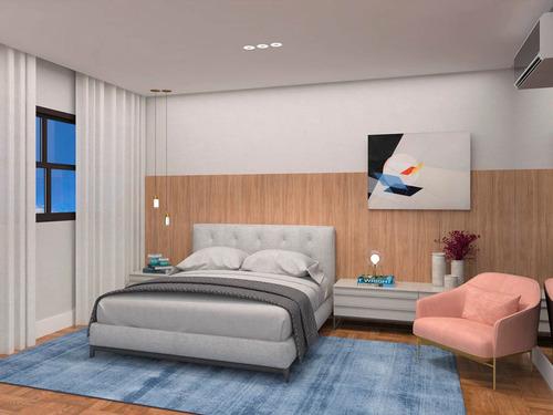 Apartamento De Condomínio Em São Paulo - Sp - Ap0013_elso