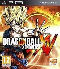 Dragon Ball Xenoverse - Ps3 Digital Original