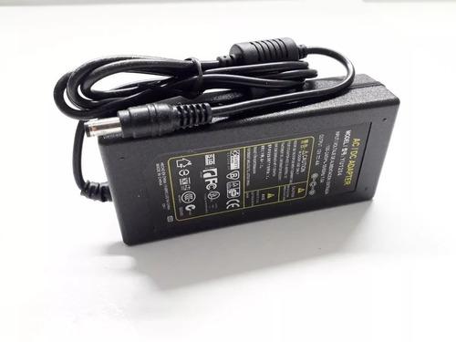 Adaptador Fonte Ac/dc Yu1204 100-240v 50/60hz 1.6a 12v 4a