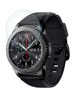 Película De Vidro Temperado Anti-impacto P/ Samsung Gear S3