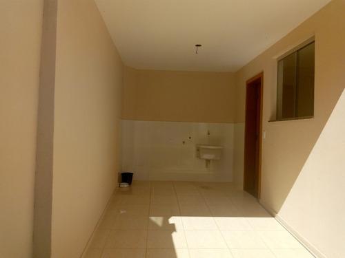 Apartamento Com Área Privativa Com 2 Quartos Para Comprar No Nacional Em Contagem/mg - 2730
