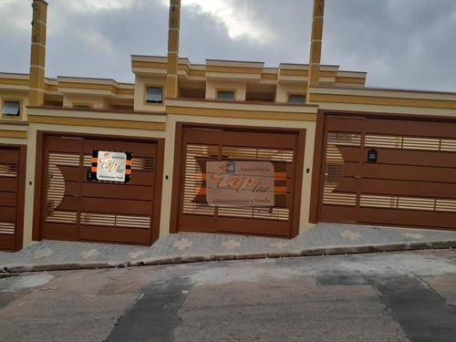 Sobrado Com 2 Dormitórios À Venda, 75 M² Por R$ 420.000,00 - Jardim Russo - São Paulo/sp - So0798