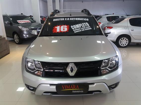 Renault Duster 2.0 Dynamique 4x2 16v Flex 4p Automático