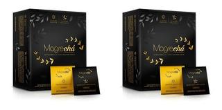 2 Caixas De Magrechá - Chá Emagrecedor Natural - 120 Sachês
