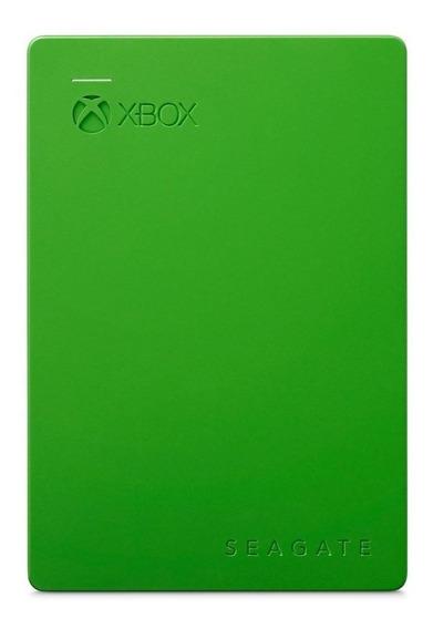 Disco duro externo Seagate Game Drive STEA4000402 4TB verde