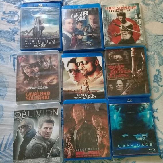 12 Dvds Blu-ray