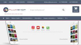 Loja Virtual Fluxshop V2