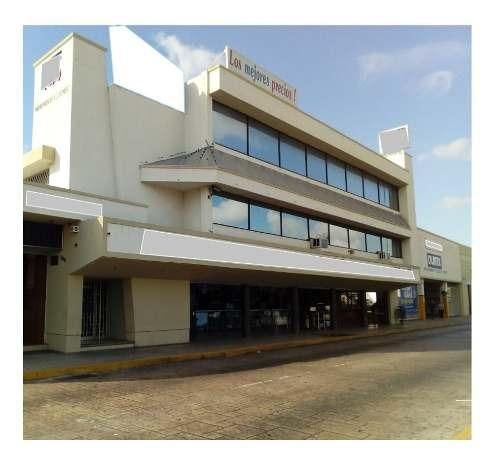 Edificio En Venta En El Centro De Mérida. Ideal Para Hotel O Tienda Departamental.