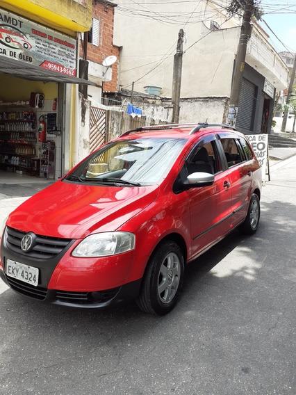 Volkswagen Spacefox 1.6 Sportline Total Flex 5p 2009