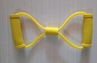 Extensor Elástico Exercícios Ginástica Musculação - Forte