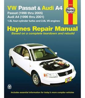 Vw Passat & Audi A4 1.8 - 2.8v6