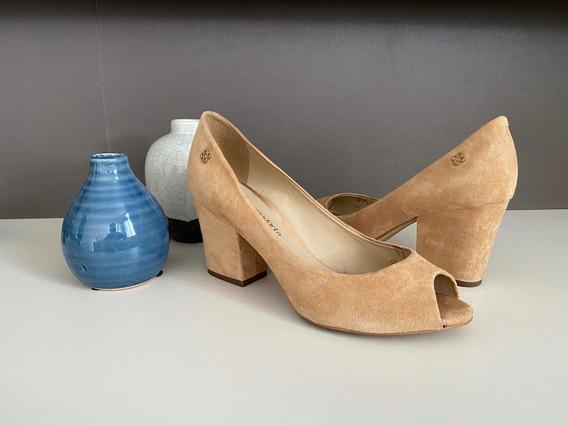 Sapato Copodarte Bege Tamanho 35