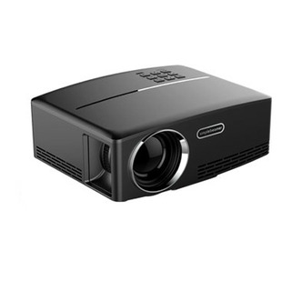 Proyector Gp80 1800lm 1920 * 1080 Hd Home Theater Led Con Co