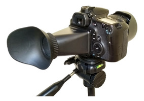 Lcd Viewfinder Visor V3 Canon T3i T4i T5i 60d 70d 650d - Pv3