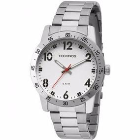 Relógio Technos Masculino Aço 50 Metros 2035lws/1b