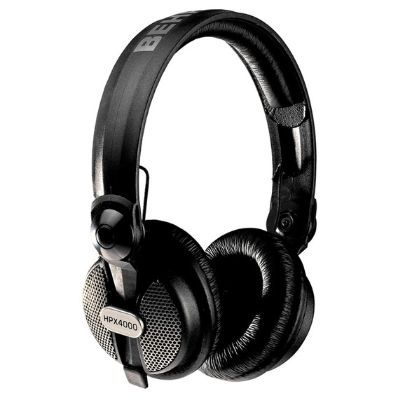 Headphone Behringer Para Dj Hpx 4000 Hpx4000