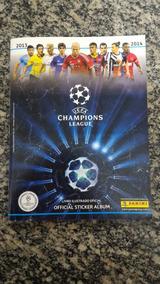 Álbum Champions League Liga Dos Campeões 2013-2014