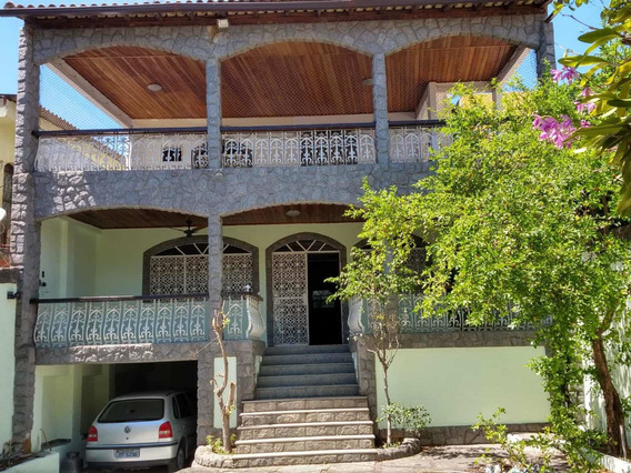 Casa 5 Quartos No Centro De Campo Grande