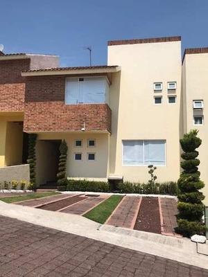Cuautitlan Izcalli Av. Hidalgo, Excelente Casa Con Vigilanci