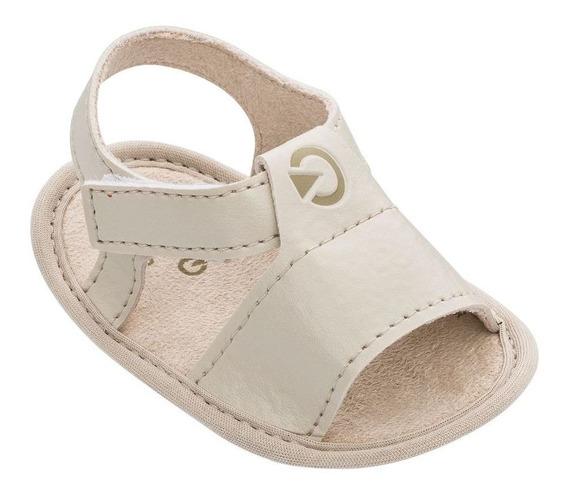 Grendene Cartago Mini 11537 Infantil Recém Nascido Nova Sandália Chinelo Papete Baby Rn Criança