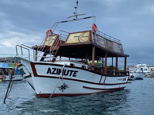 Barco Azimute  2°andares 11mts.