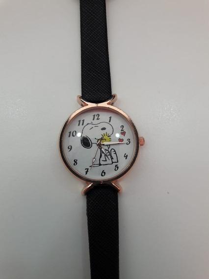 Reloj Dama Mujer Snoopy