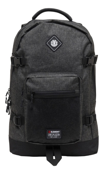 Mochila Element Ranker Backpack Black - Mabkqera