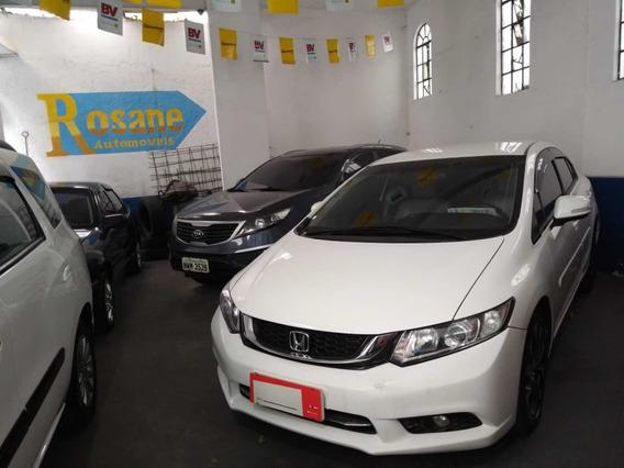 Civic 2.0 Lxr Flex Aut. 4p 2015 - Preço P/ Revenda No Estado