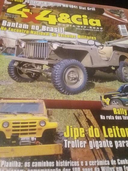 Revista 4x4 N 173 Em Bom Estado