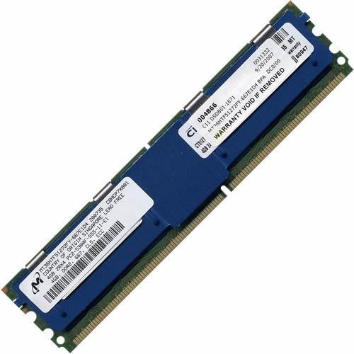 Lote 100 Pentes Memoria 4gb Pc2-5300 Servidor