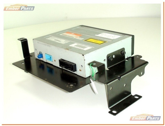 Dvd Player C/ Suporte Land Rover Discovery 3