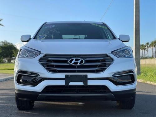 Imagen 1 de 5 de Hyundai Santa Fe Sport 2017