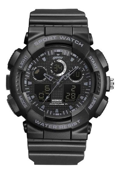 Relógio Masculino G-shock Weide Prova D Agua Barato Dj0084