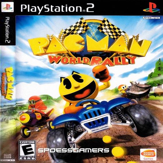 Pac Man World Rally Ps2 Desbloqueado Patch