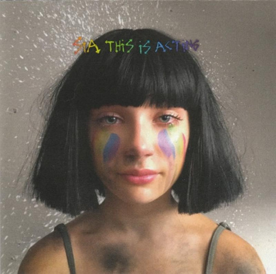 Sia This Is Acting Edição Deluxe - Cd Pop