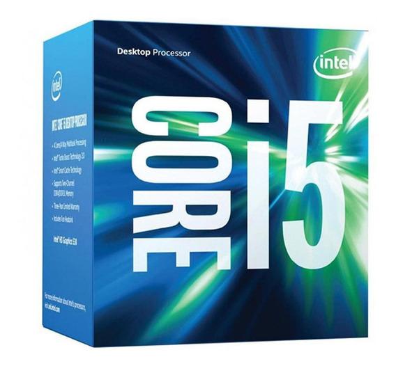 Processador Core I5 7400 3.0 Ghz Intel