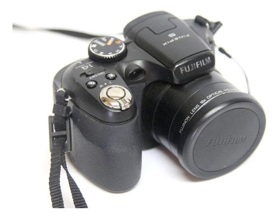 Câmera De Foto Fujifilm Finepix S2950 Hdmi 18x 20193