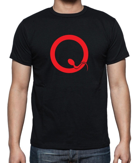 Remera Rock Queens Of The Stone Age Qotsa 100% Algodon