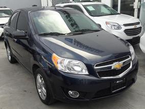 Chevrolet Aveo 1.6 Ltz Bolsas De Aire Y Abs Nuevo At