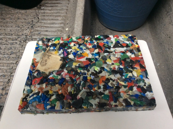 Placasde Plástico Indestructible(triplays)-15mm-10x10centime
